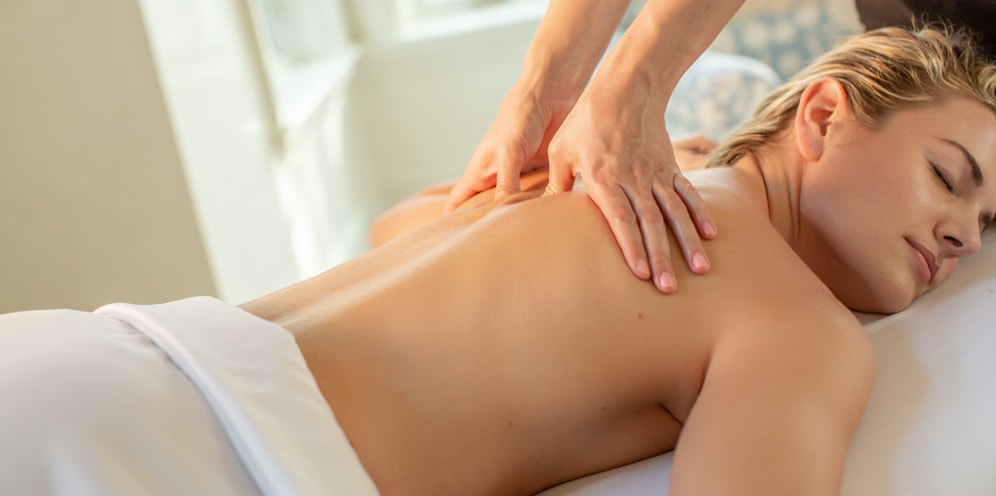 Couples Massage deep tissue massage