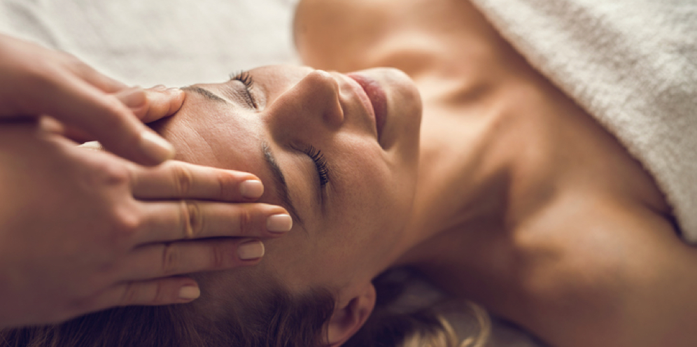 Scalp massage for Sleep Massage