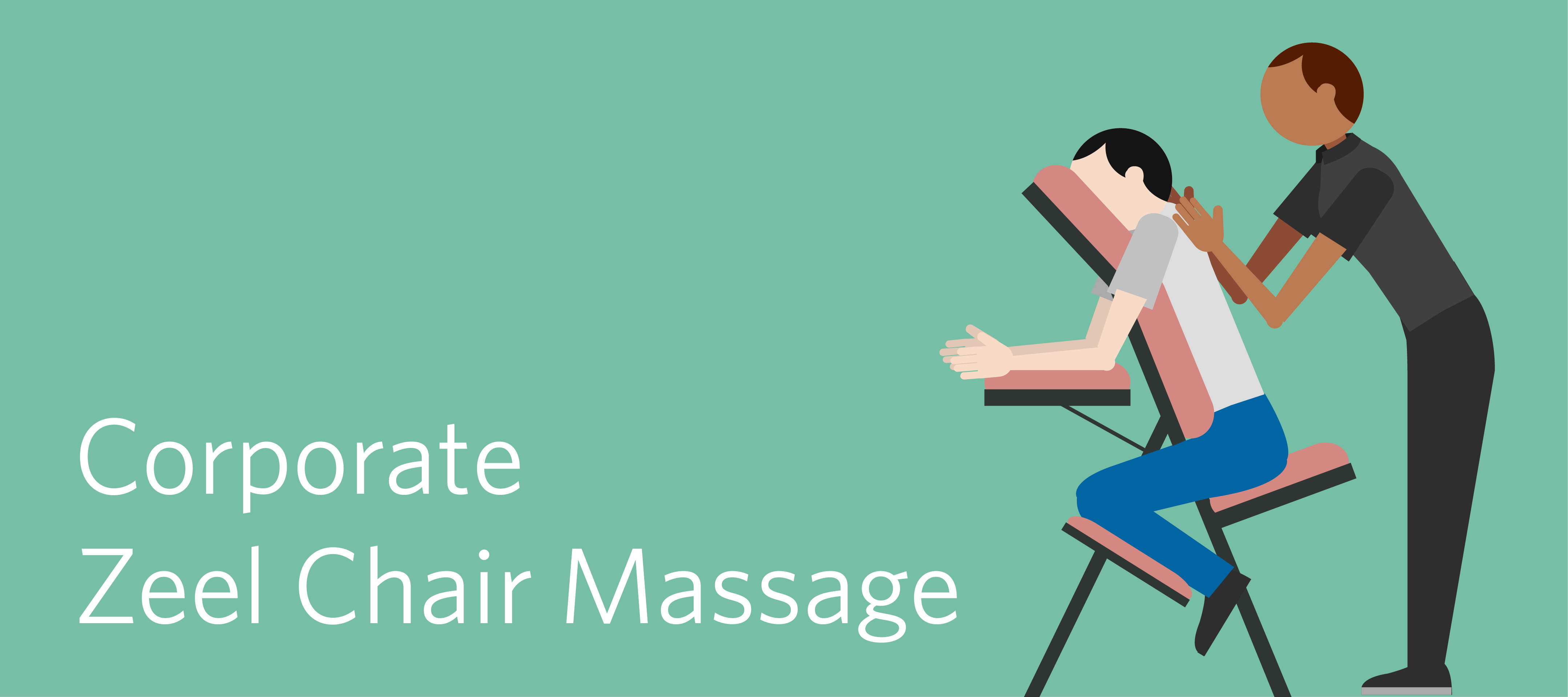 Benefits of Corporate Chair Massage