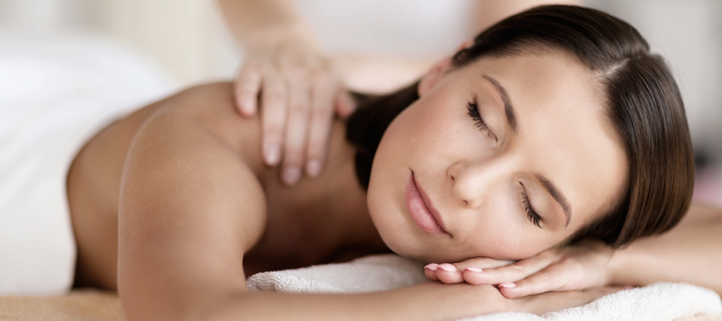 Son Massage Mom Stock Photos, Pictures & Royalty-Free
