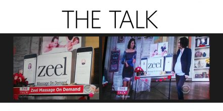 Zeel on CBS 'The Talk'
