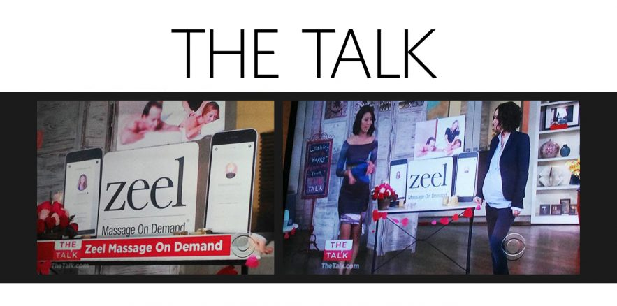 Zeel on CBS 'The Talk'