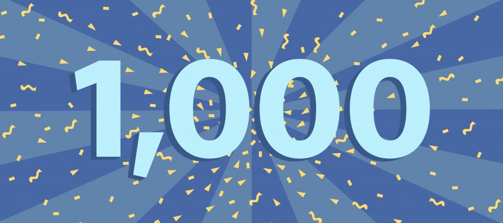 The 1K Club: Zeel Massage Therapist Prisila hits 1,000