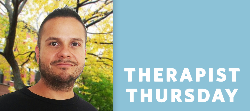 Getting to know Zeel Massage Therapist Roberto on Therapist Thursday!