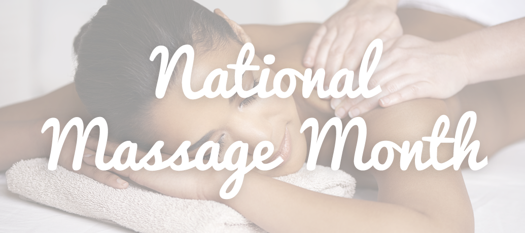 Celebrating National Massage Month with Zeel
