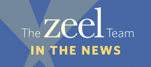 The Zeel Team in the News