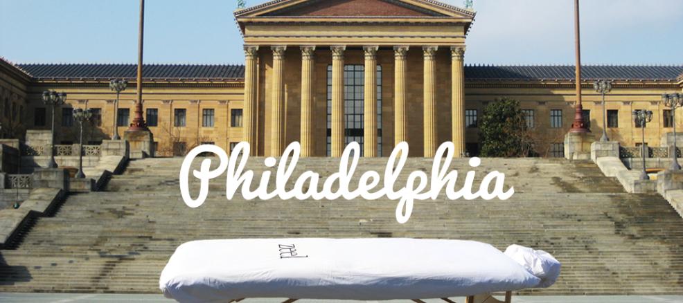 Zeel is now in Philadelphia, Pennsylvania