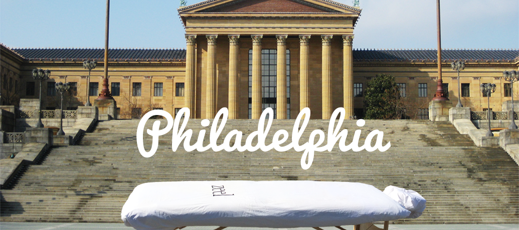 Zeel is now in Philadelphia, Pennsylvania