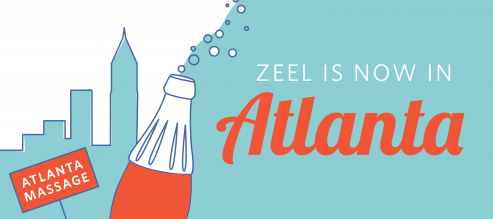 Zeel is now in Atlanta, Georgia