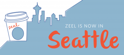 Zeel is now in Seattle, Washington.