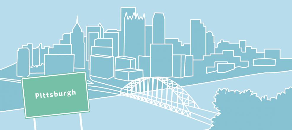 Zeel is now in Pittsburgh, Pennsylvania.