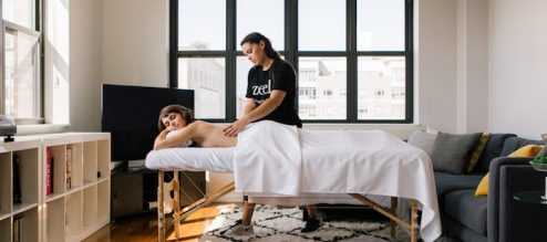 inventing the in-home massage on demand category - Zeel