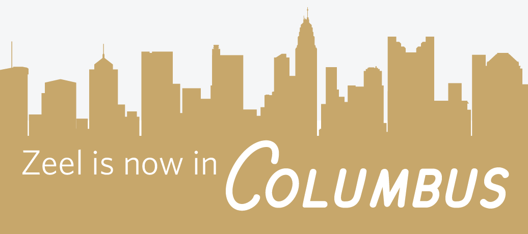 Zeel is now in Columbus, Ohio.