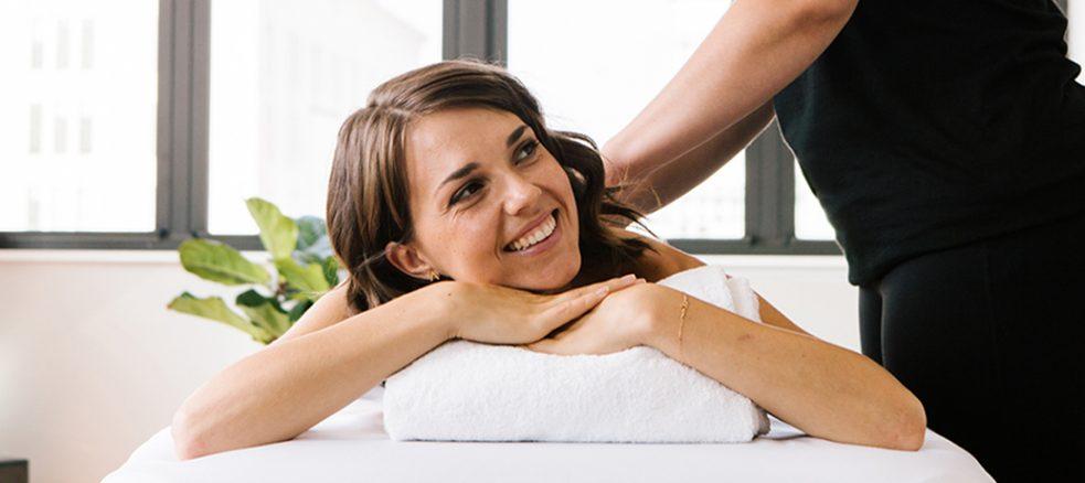 AMTA American Massage Therapy Association findings 2016 - Zeel