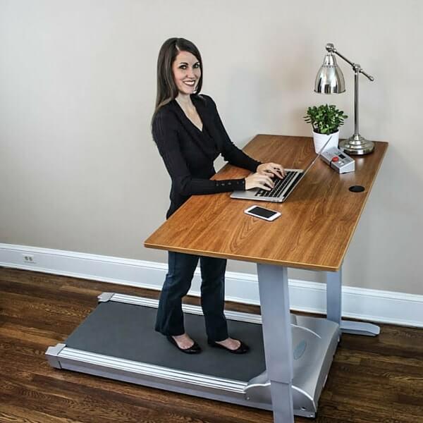 Rebel Desk Treadmill Workstation