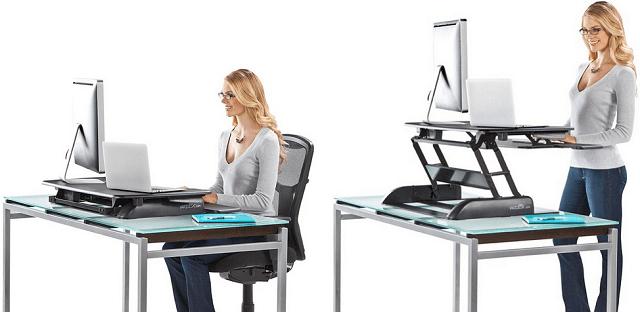 Varidesk Standing Desktop Station
