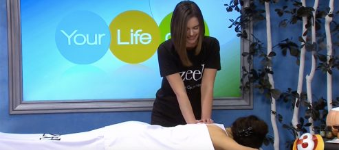 Zeel Massage featured on Your Life A to Z