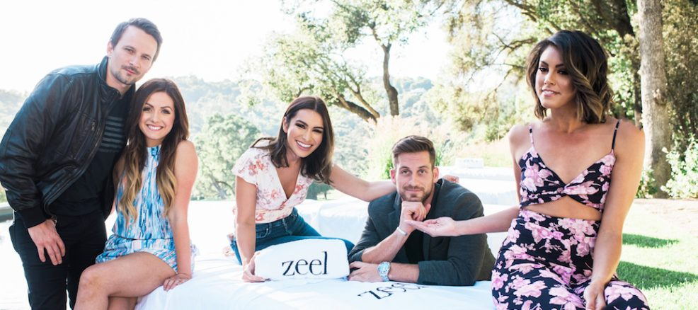 Zeel's Ultimate Spa Party with the Bachelor Stars