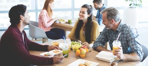 healthy office activities for National Employee Wellness Month