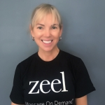 Barbara B. a Zeel Massage Therapist from the San Francisco Bay Area