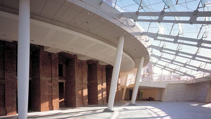 Brooklyn Museum Grand Lobby