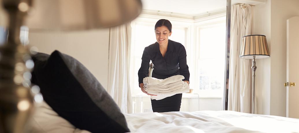 International Housekeeping Week to celebrate your hotel staff