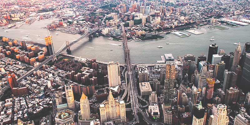 Most walkable cities in the US - NYC
