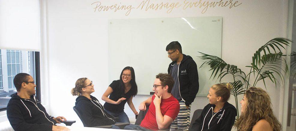 Zeel company culture - core values