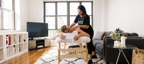 Making the most of your Zeel massage membership this fall