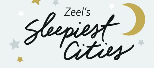 Zeel's sleepiest cities