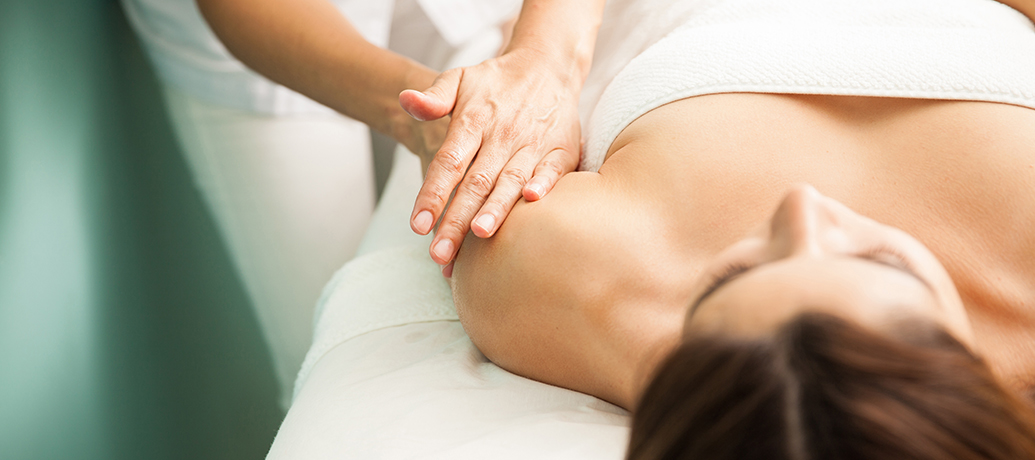 Zeel lymphatic drainage massage