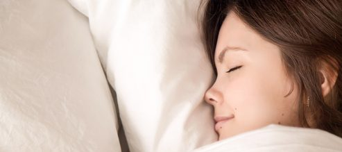 Treating sleep apnea with massage