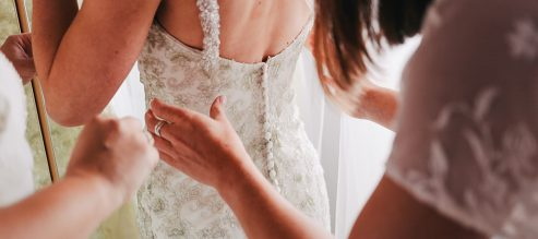 wedding planning stress relief with massage