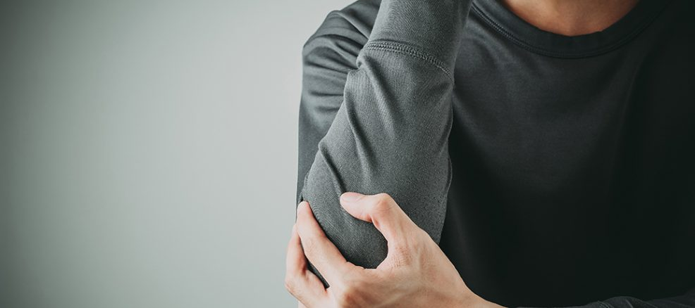 Tennis Elbow and golf elbow pain