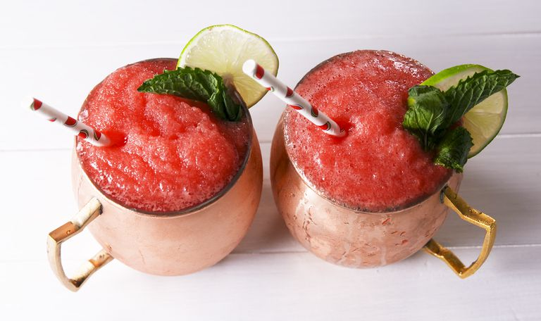 national watermelon day watermelon moscow mule