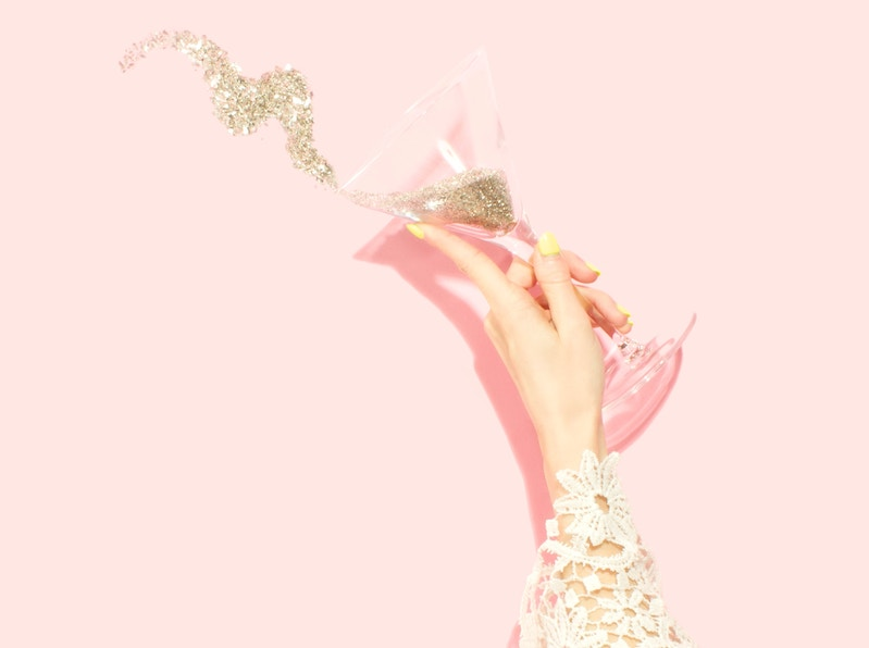 champagne for wellness