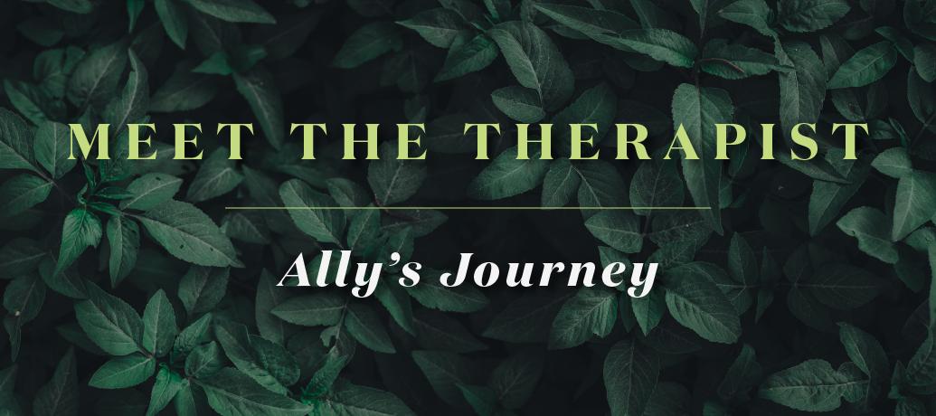 Ally's MT journey and Zeel