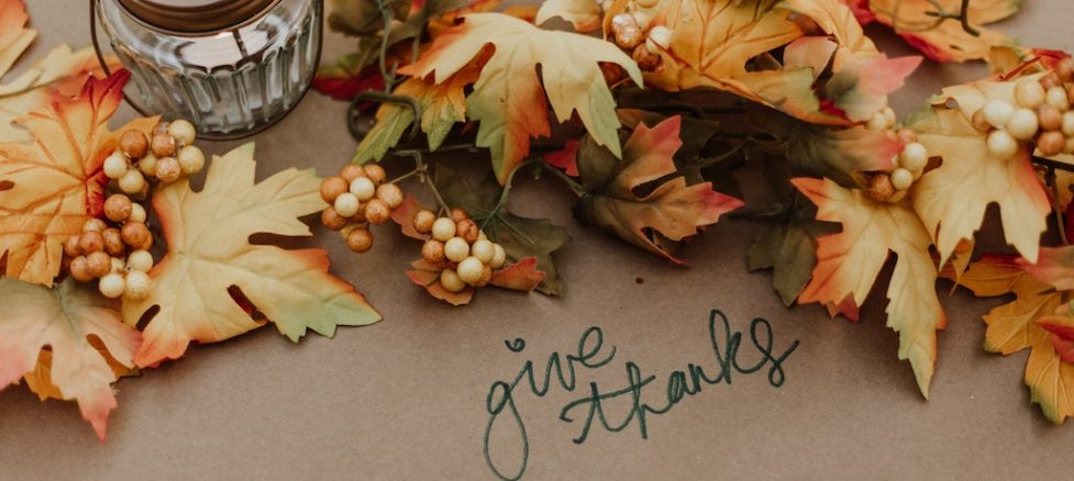 thanksgiving gifts with zeel