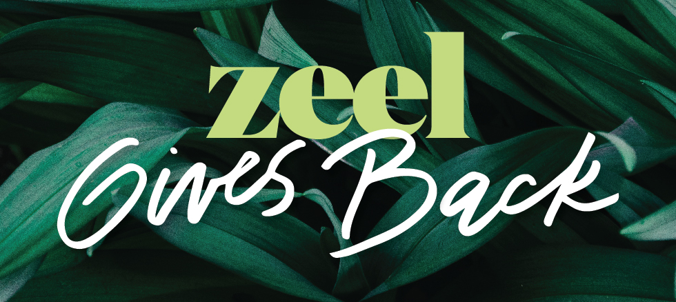 Zeel Launches New Monthly Giving Program Called 'Zeel Gives Back'