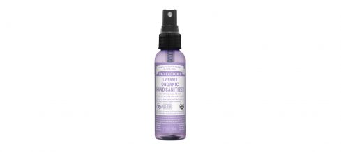 Corporate Wellness Gifts For Co-Workers And Employees Dr Bronners Lavender Hand Sanitizer