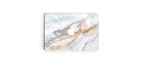 Corporate Wellness Gifts For Co-Workers And Employees Uniqfind MacBook Vanilla Skin