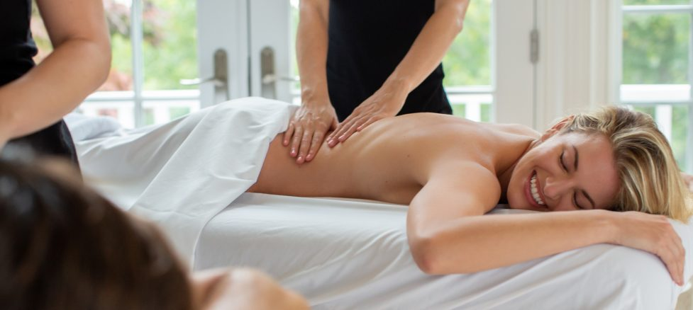 What happens to your body when you get a massage Zeel