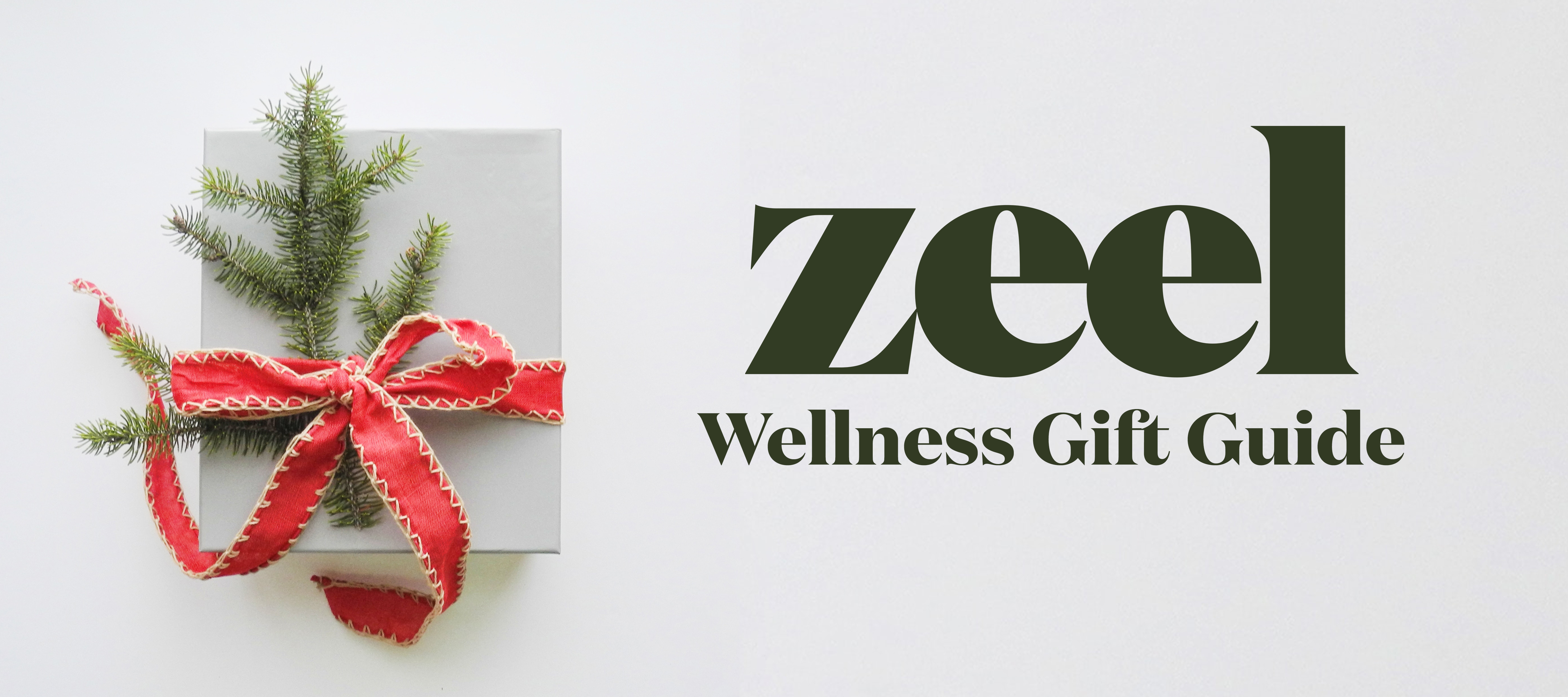 Zeel Holiday Wellness Gift Guide