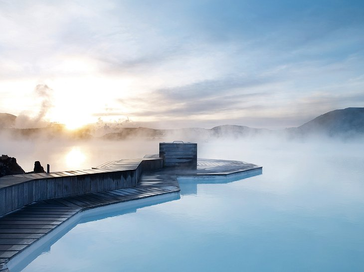 Luxury Winter Vacations Blue Lagoon Iceland
