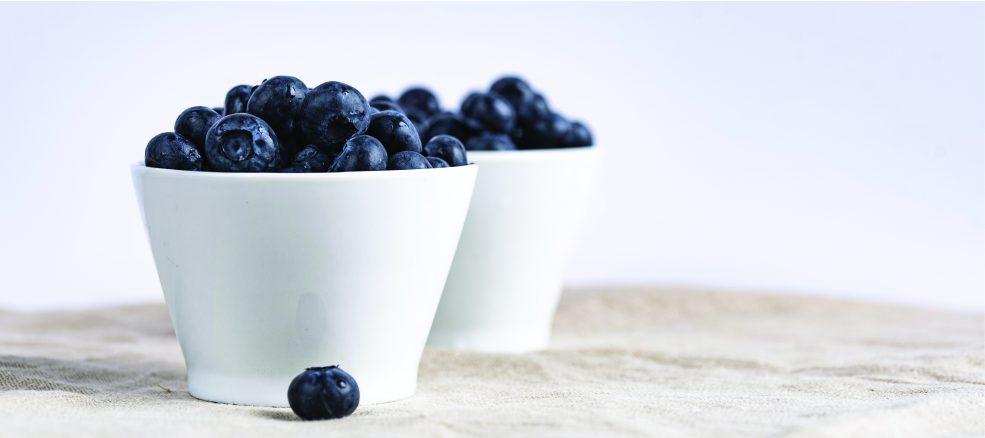 Blueberries Instagram Zeel Luxury Lifestyle Blog