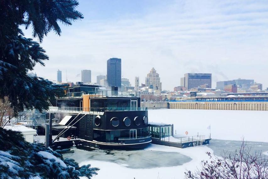 Luxury Winter Vacations Montreal Spa Bota Bota