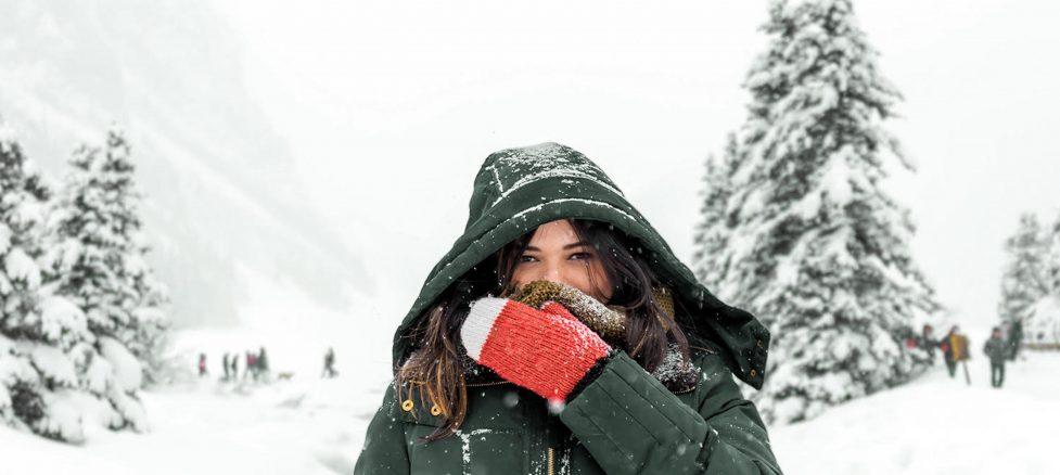 massage alleviates winter blues