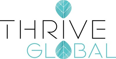 Zeel's Samer Hamadeh Interview with Thrive Global Logo