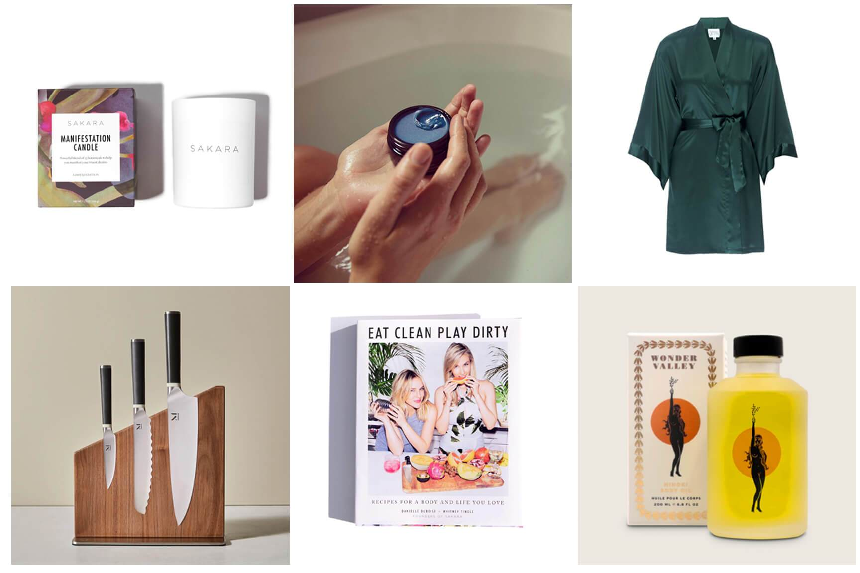 Sakara Holiday Gift Guide